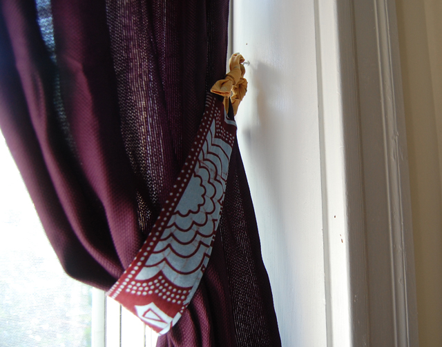 African Curtains