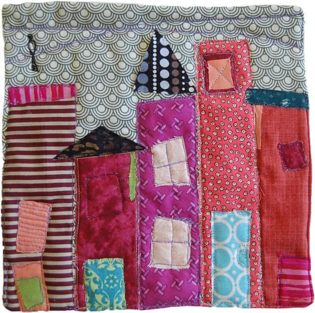 City Mini Quilt