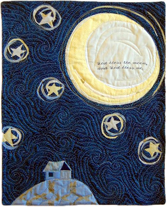 Moon Nursery Quilt