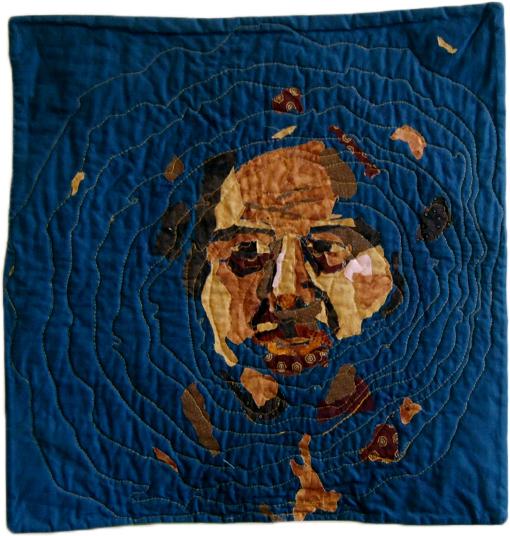 Ripples Art Quilt